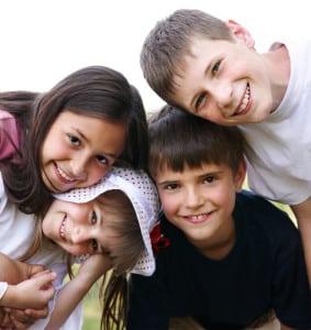 early start on child's good dental health