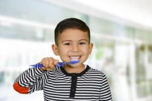 kids dental visits can encourage good oral health habits
